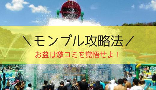 【モンプルのお盆は激コミ】駐車場・グリーンシート・混雑情報も!